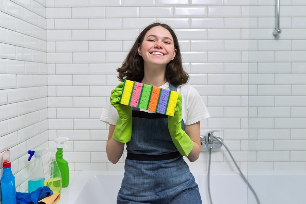 entretien salle de bain